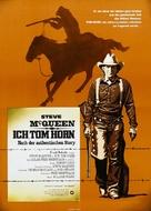 Tom Horn - German Movie Poster (xs thumbnail)