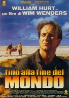 Bis ans Ende der Welt - Italian Movie Poster (xs thumbnail)