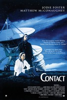 Contact - Movie Poster (xs thumbnail)