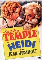 Heidi - Spanish DVD cover (xs thumbnail)