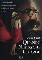 When Nietzsche Wept - Brazilian poster (xs thumbnail)