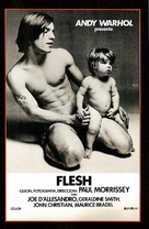 Flesh - Spanish Movie Poster (xs thumbnail)