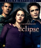 The Twilight Saga: Eclipse - Brazilian Blu-Ray cover (xs thumbnail)