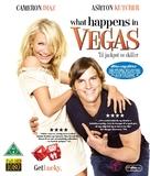 What Happens in Vegas - Danish Blu-Ray movie cover (xs thumbnail)