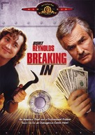Breaking In - DVD cover (xs thumbnail)