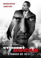 Law Abiding Citizen - Czech Movie Poster (xs thumbnail)