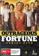 """Outrageous Fortune"" - Australian DVD cover (xs thumbnail)"