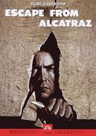 Escape From Alcatraz - DVD movie cover (xs thumbnail)