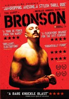 Bronson - Swedish DVD cover (xs thumbnail)