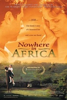 Nirgendwo in Afrika - Movie Poster (xs thumbnail)
