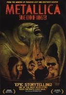 Metallica: Some Kind of Monster - DVD cover (xs thumbnail)