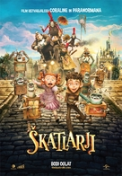 The Boxtrolls - Slovenian Movie Poster (xs thumbnail)