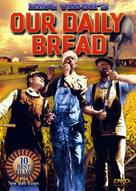 Our Daily Bread - DVD cover (xs thumbnail)