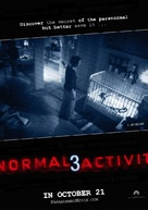 Paranormal Activity 3 - Movie Poster (xs thumbnail)