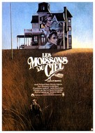 Days of Heaven - French Movie Poster (xs thumbnail)