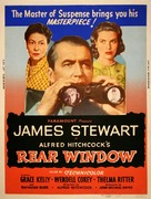Rear Window - Canadian Movie Poster (xs thumbnail)