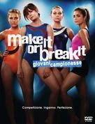 """Make It or Break It"" - Italian DVD cover (xs thumbnail)"