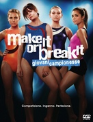 """Make It or Break It"" - Italian DVD movie cover (xs thumbnail)"