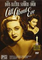 All About Eve - Australian DVD cover (xs thumbnail)