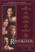 Restoration - Canadian Movie Poster (xs thumbnail)