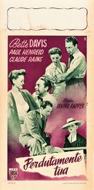 Now, Voyager - Italian Movie Poster (xs thumbnail)