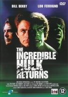 The Incredible Hulk Returns - Dutch Movie Cover (xs thumbnail)
