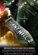 Silent Hill: Revelation 3D - Chilean Movie Poster (xs thumbnail)
