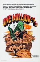 One Million AC/DC - Movie Poster (xs thumbnail)