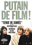 Tenue de soirée - French Movie Poster (xs thumbnail)