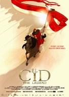 Cid: La leyenda, El - Movie Poster (xs thumbnail)
