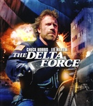 The Delta Force - Blu-Ray movie cover (xs thumbnail)