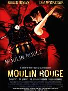 Moulin Rouge - Spanish Movie Poster (xs thumbnail)