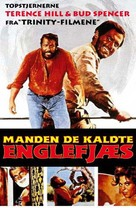Dio perdona... Io no! - Danish Movie Poster (xs thumbnail)