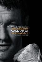 Warrior - Canadian Movie Poster (xs thumbnail)