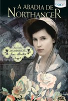 Northanger Abbey - Brazilian DVD cover (xs thumbnail)