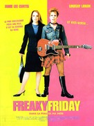 Freaky Friday - French Movie Poster (xs thumbnail)