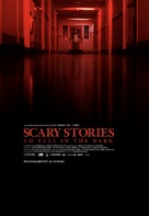 Scary Stories to Tell in the Dark - Italian Movie Poster (xs thumbnail)