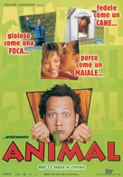 The Animal - Italian Movie Poster (xs thumbnail)