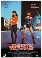 Avenging Angel - Spanish Movie Poster (xs thumbnail)
