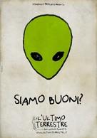 L'ultimo terrestre - Italian Movie Poster (xs thumbnail)
