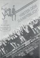 All That Jazz - German Movie Poster (xs thumbnail)