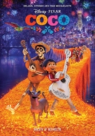 Coco - Czech Movie Cover (xs thumbnail)