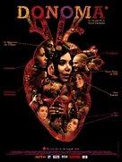 Donoma - French Movie Poster (xs thumbnail)