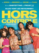 Mike and Dave Need Wedding Dates - French Movie Poster (xs thumbnail)