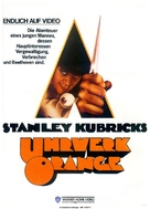 A Clockwork Orange - German Video release poster (xs thumbnail)
