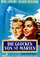 The Bells of St. Mary's - German Movie Poster (xs thumbnail)