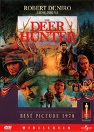 The Deer Hunter - DVD movie cover (xs thumbnail)