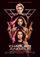 Charlie's Angels - Swedish Movie Poster (xs thumbnail)