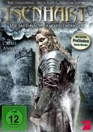 Isenhart - Die Jagd nach dem Seelenfänger - German DVD cover (xs thumbnail)