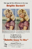 Babette s'en va-t-en guerre - Movie Poster (xs thumbnail)